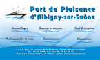 Port de plaisance Abigny sur Saône